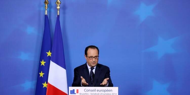 La France fait ce qu'elle a à faire sur le budget, dit Hollande