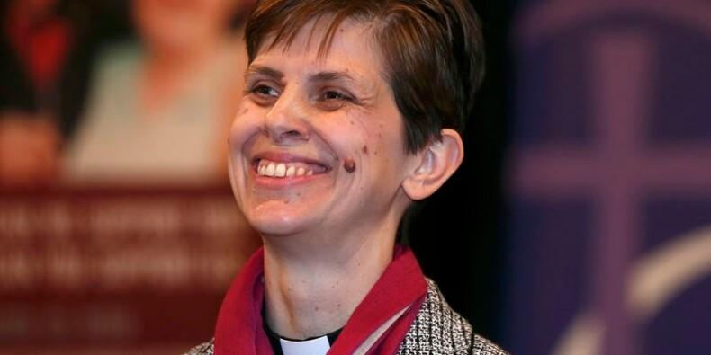 L'Eglise d'Angleterre nomme sa première femme évêque