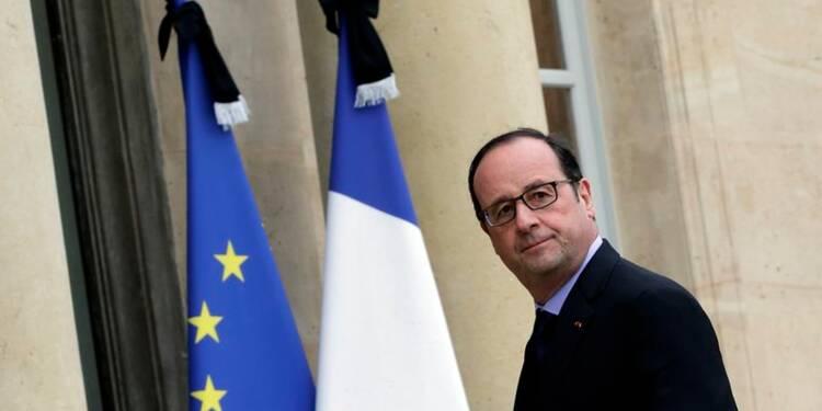 François Hollande tente d'éteindre la polémique avec le FN