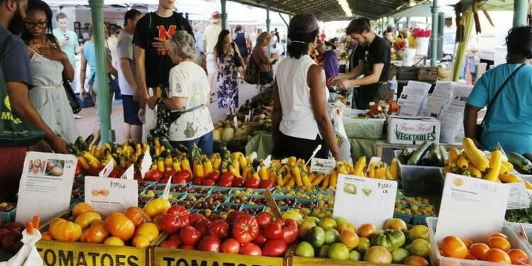 L'inflation importée est restée contenue en juillet aux USA