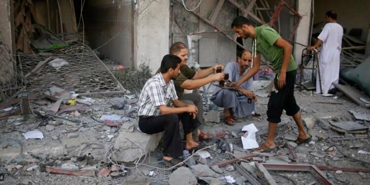 Cessez-le-feu dans la bande de Gaza à partir de 16h00 GMT
