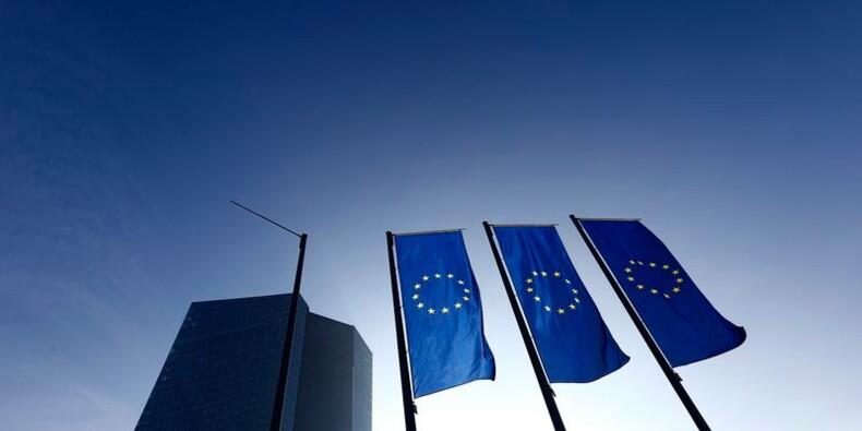 La BCE laisse ses taux inchangés, les marchés attendent un QE