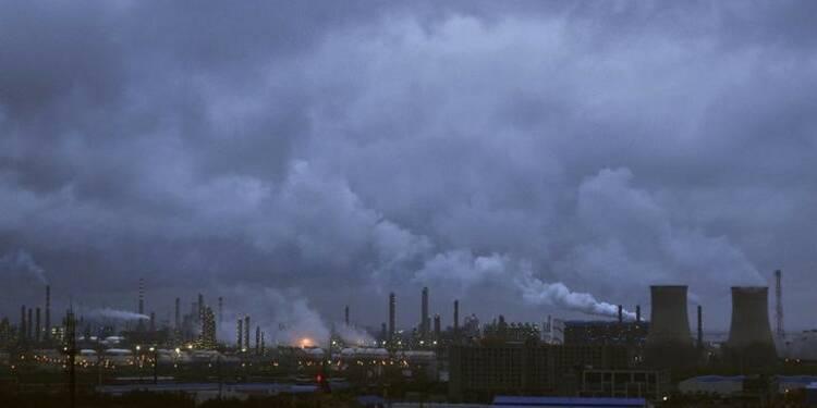 Niveau record attendu des émissions de gaz carbonique en 2014