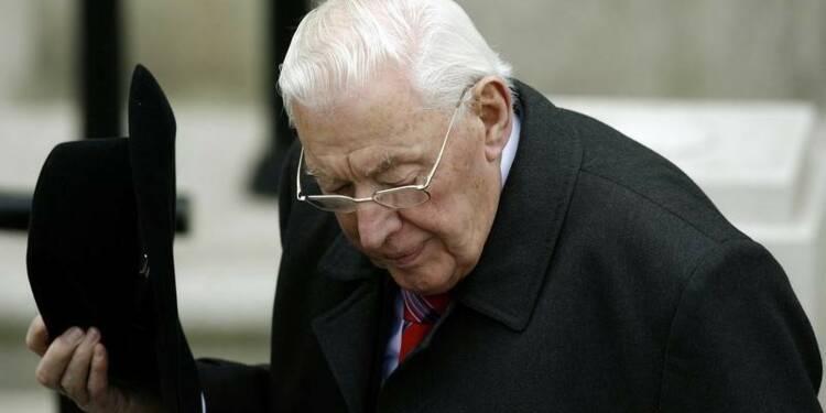 Décès de l'ancien dirigeant unioniste nord-irlandais Ian Paisley