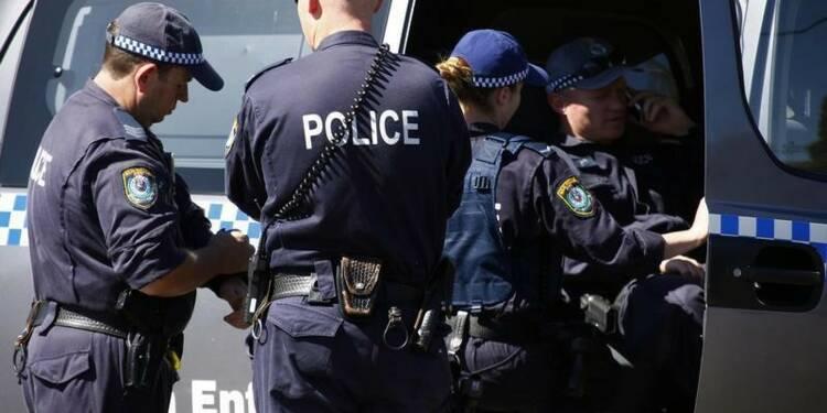 Vaste opération antiterroriste en Australie