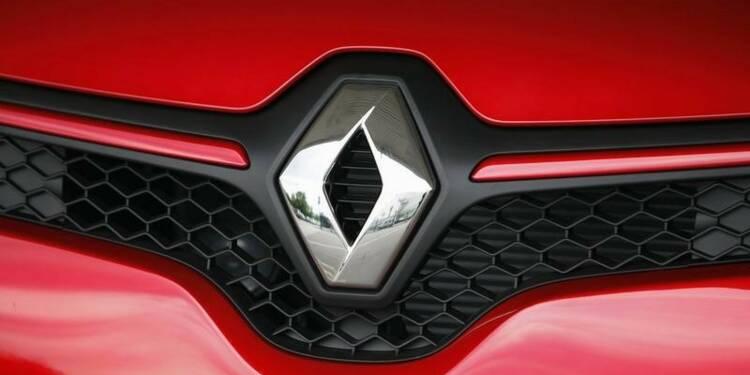 Renault améliore sa rentabilité mais le cash-flow déçoit
