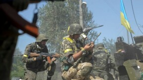 L'Ukraine et les Etats-Unis parlent d'incursions russes