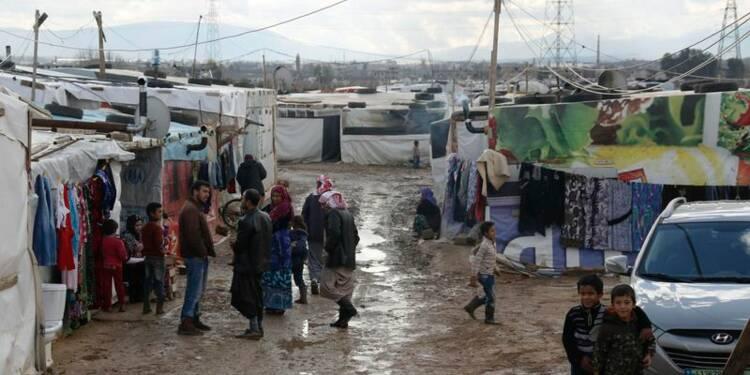 Faute de fonds, le Pam suspend son aide aux réfugiés syriens