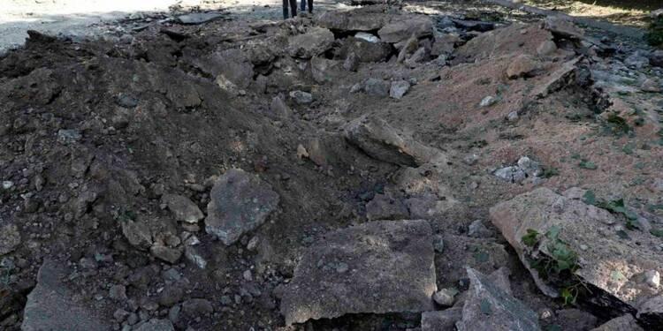 Dix-huit soldats ukrainiens tués dans des combats dans l'Est