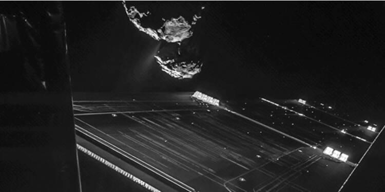 Rosetta : les chiffres fous d'une mission à 1,3 milliard d'euros