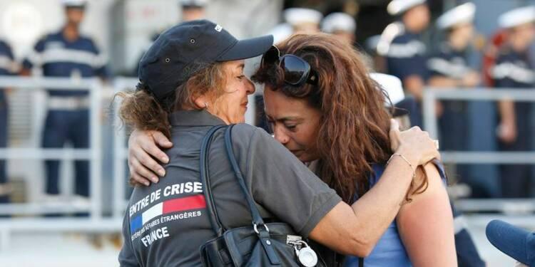Les ressortissants français évacués de Libye de retour en France
