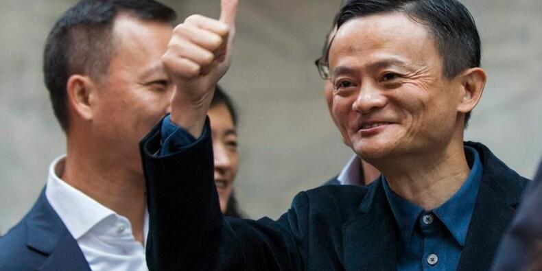 Jack Ma, patron d'Alibaba, devient la première fortune de Chine