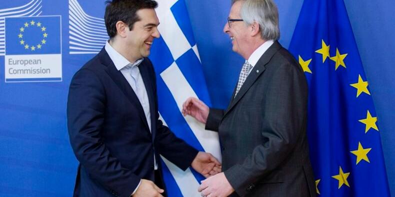 Juncker déçu de l'avancée des discussions avec la Grèce