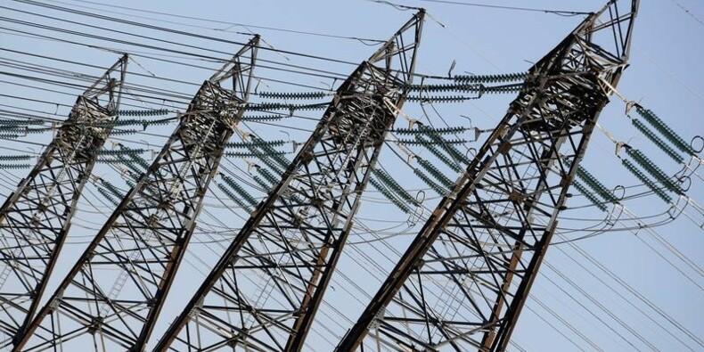 La consommation d'électricité a reculé de 6% en 2014 en France