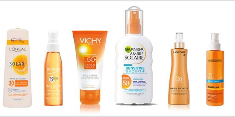 Crèmes solaires : toutes contre L'Oréal