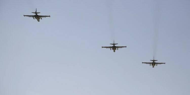 Manoeuvres aériennes russes près de l'Ukraine
