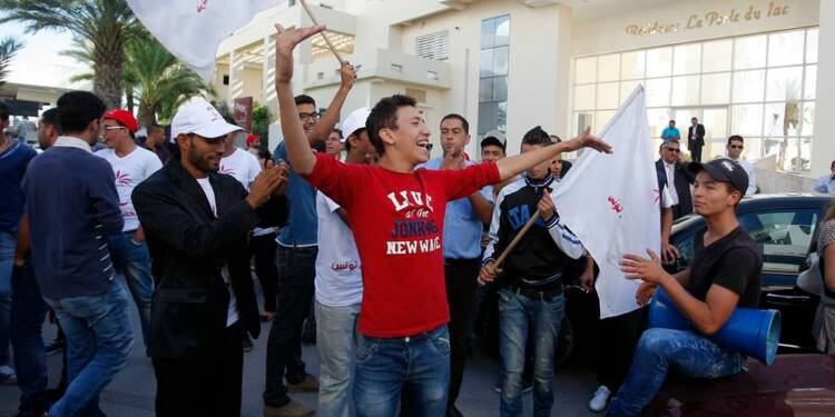 Nidaa Tounes remporte les législatives tunisiennes devant Ennahda