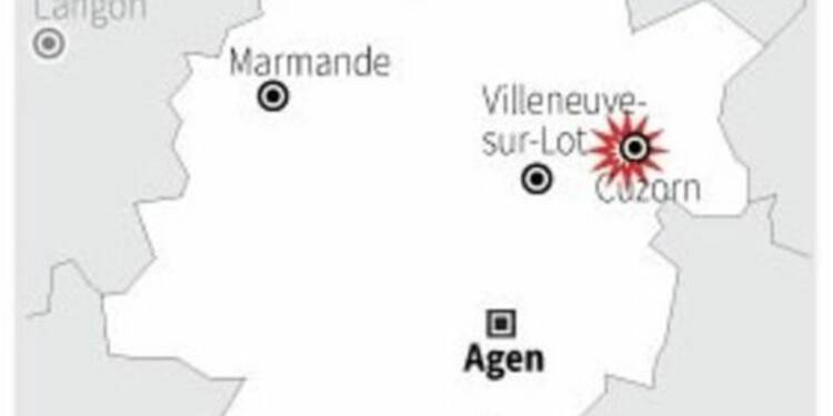 Fermeture de l'usine Tarkett de Cuzorn, dans le Lot-et-Garonne
