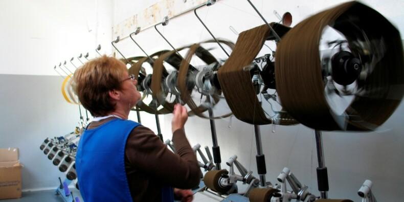 La production industrielle britannique retombe en octobre