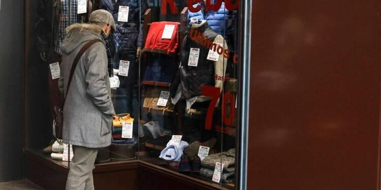 Forte hausse des ventes au détail dans la zone euro en décembre