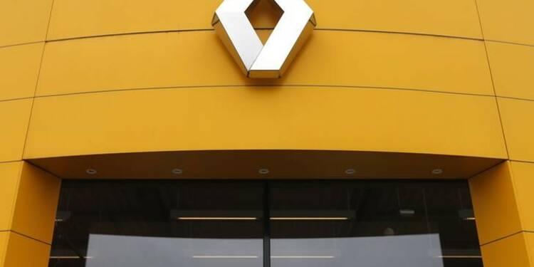 Renault produira jusqu'à 25.000 fourgons Fiat par an