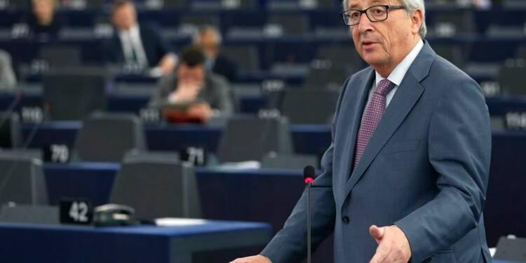 La Commission Juncker veut se concentrer sur l'économie en 2015