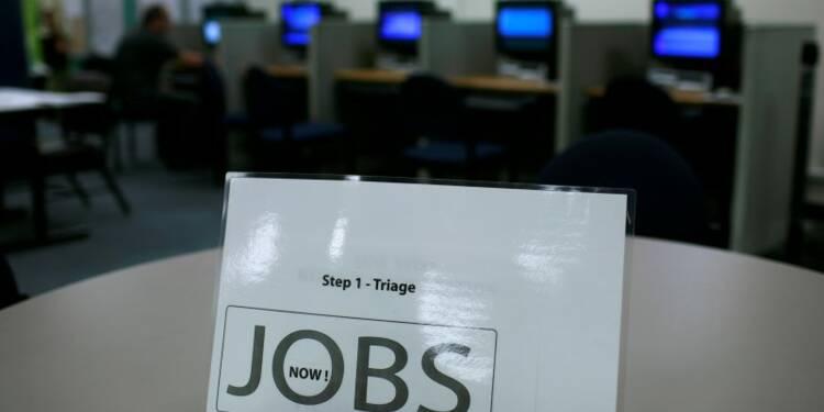 Les inscriptions au chômage aux Etats-Unis au plus bas depuis 14 ans
