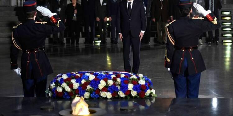 Hollande annonce un plan contre le racisme et l'antisémitisme