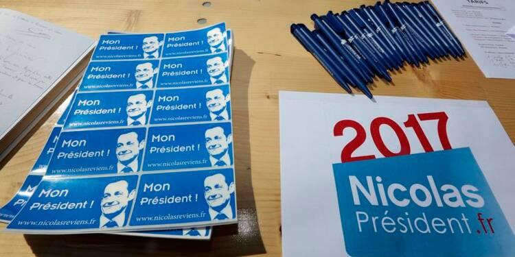 Une majorité de sympathisants veut Sarkozy à la tête de l'UMP