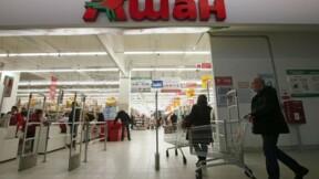 Auchan accuse un nouveau recul en France, les résultats chutent