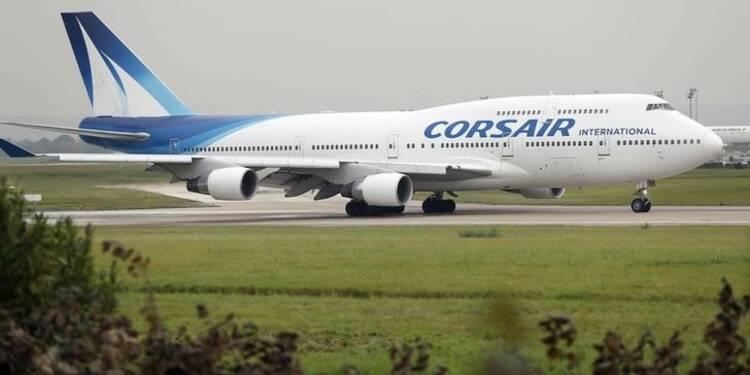 Le propriétaire d'Air Caraïbes reprend Corsair