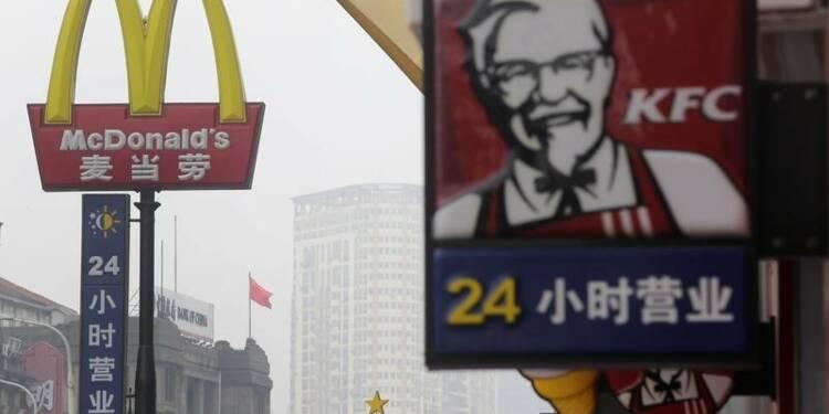 McDonald's et Yum s'excusent en Chine, un fournisseur accusé