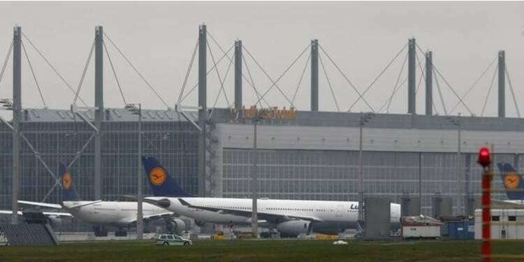 Les pilotes de Lufthansa en grève mercredi et jeudi