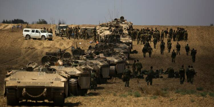 Pause de 12 heures des opérations de Tsahal samedi à Gaza