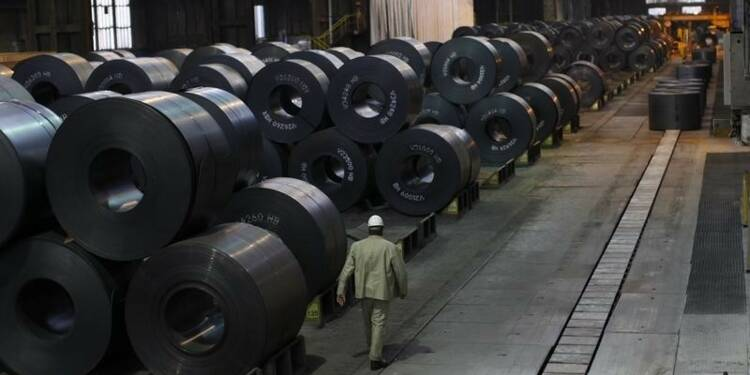 La production industrielle augmente modestement en Allemagne