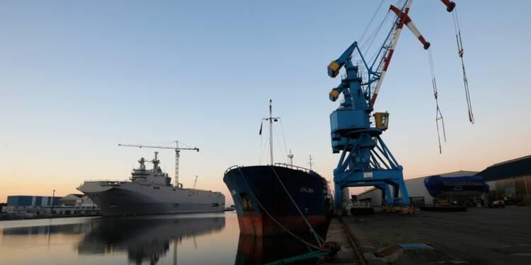 Le Mistral russe va prendre la mer pour des essais