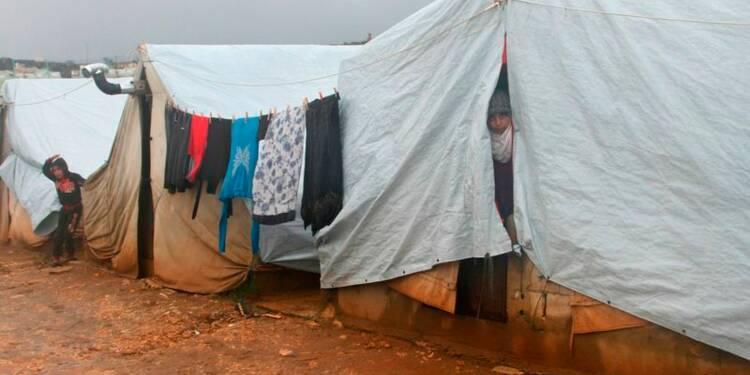 Plus de trois millions de Syriens ont fui leur pays