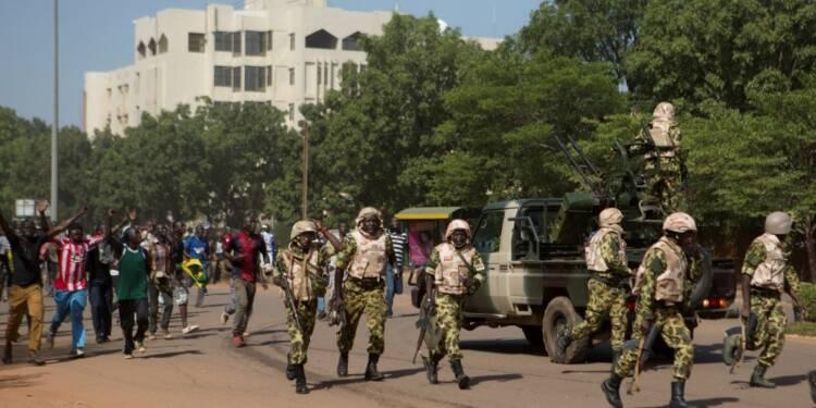 L'armée annonce un gouvernement de transition au Burkina Faso