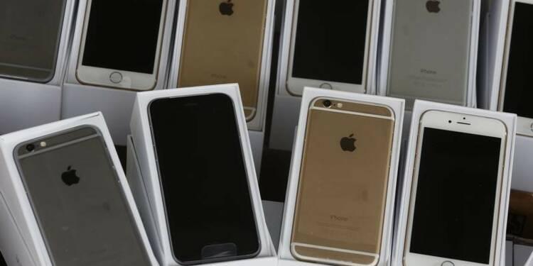 Le profit record d'Apple nourrit les espoirs de rachats d'actions