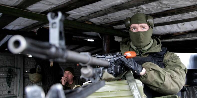Mobilisation générale en vue chez les séparatistes en Ukraine