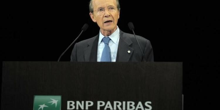 Michel Pébereau va quitter le conseil de BNP Paribas