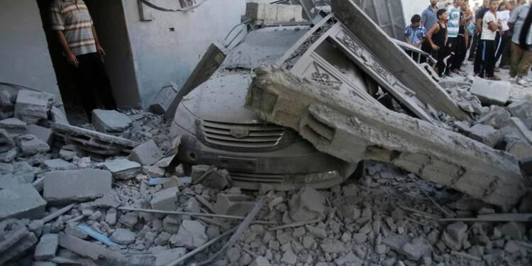Israël accepte une nouvelle trêve à Gaza