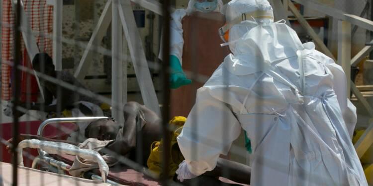 Net ralentissement des nouvelles infections par le virus Ebola