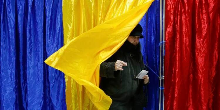 Second tour de la présidentielle en Roumanie