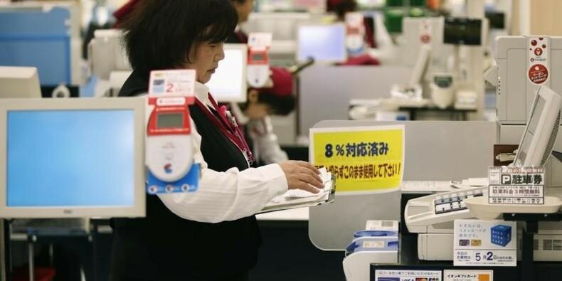 La consommation des ménages japonais recule