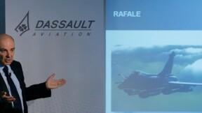 Dassault Aviation vise des livraisons de Falcon stables en 2015