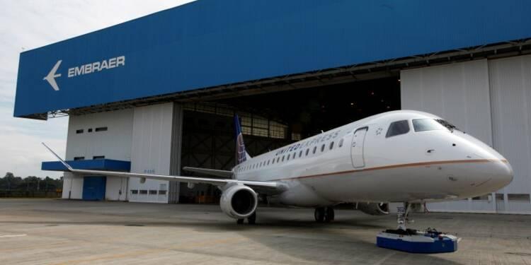 Le Brésil va vendre à la Chine 25 avions Embraer