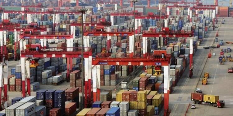 La hausse des importations et des exportations chinoises ralentit