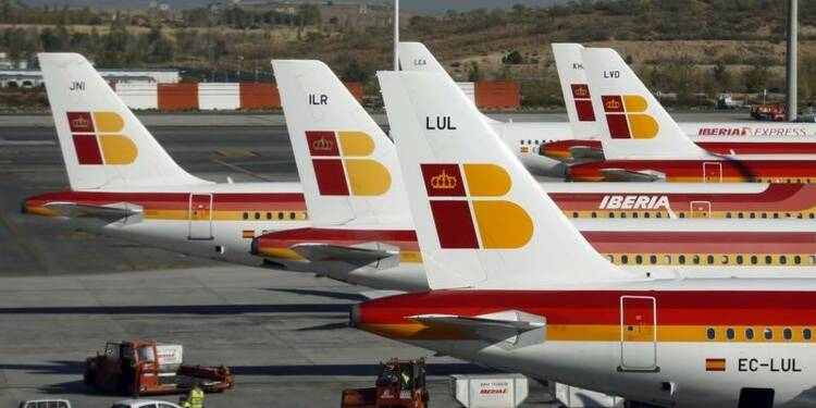 IAG annonce un accord pour supprimer 1.427 emplois chez Iberia