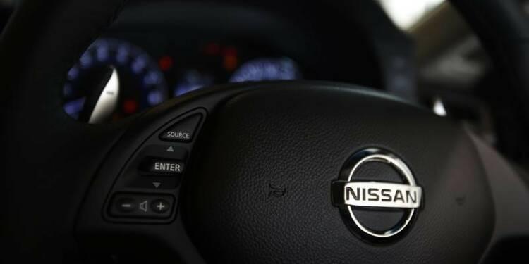 Nissan rappelle 260.000 voitures équipées d'airbags Takata